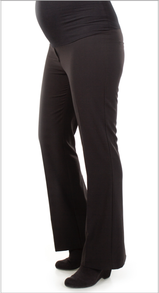 Plus Size Maternity Pants Belly To Bosom
