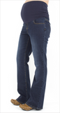 Bootcut Maternity Jeans | Plus | Bedondine