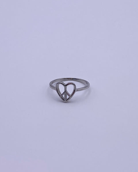 LOVE & PEACE RING