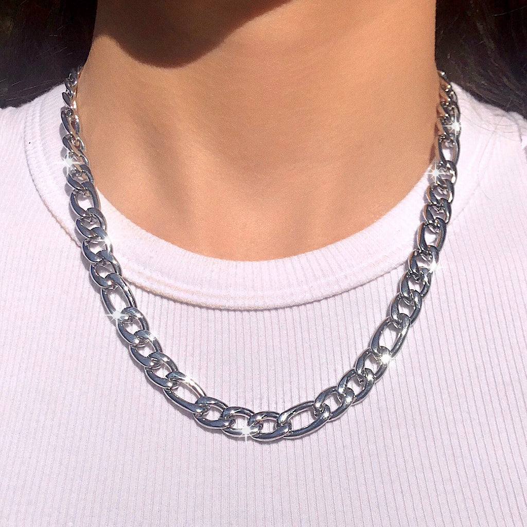 THICK FIGARO NECKLACE