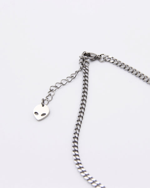 HEART ON FIRE NECKLACE