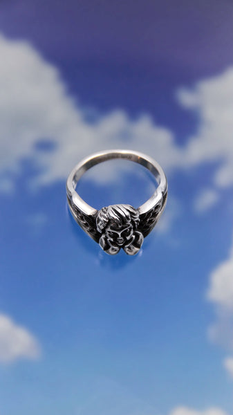 DAYDREAMING ANGEL RING