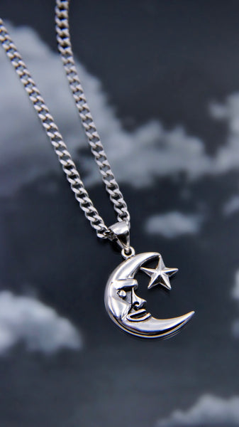MOON LIGHT NECKLACE