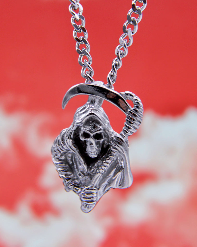 FEAR THE REAPER NECKLACE