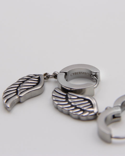 LIFT YOUR WINGS HOOPS