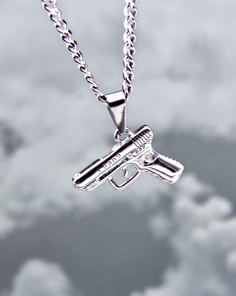 GANG GLOCK NECKLACE