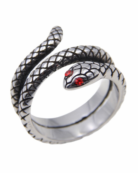 SLITHER SNAKE RING
