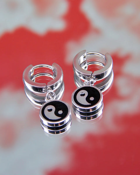 YIN TO MY YANG EARRINGS
