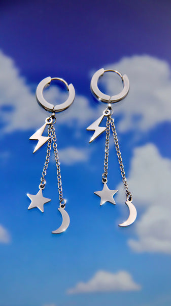 COSMIC EARRINGS