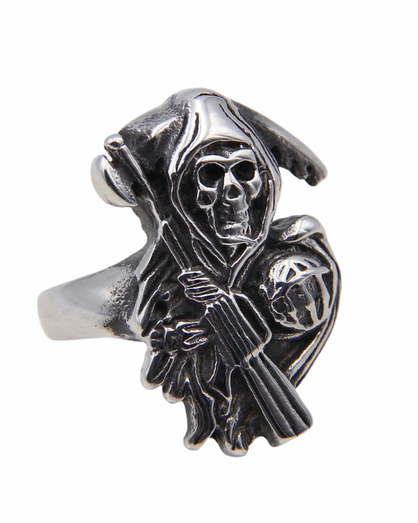 FEAR THE REAPER RING
