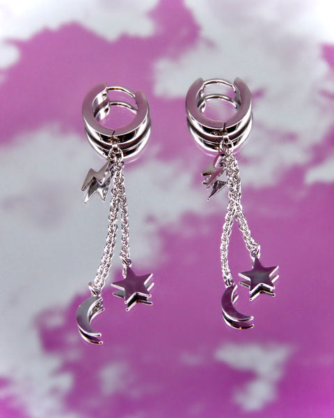 COSMIC SKY EARRINGS