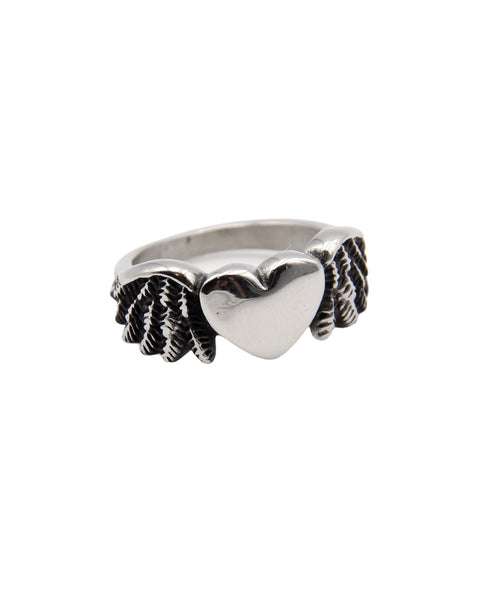 FLY AWAY HEART RING