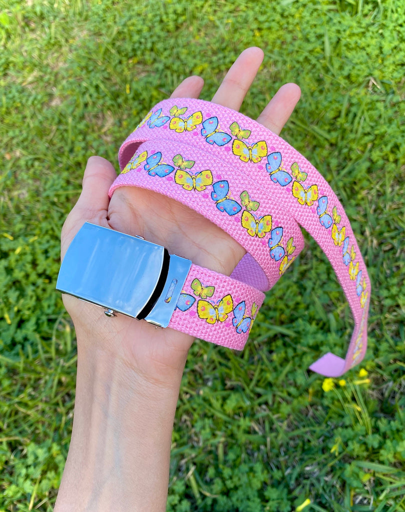 THE BUTTERFLY SUGAR BABY BELT
