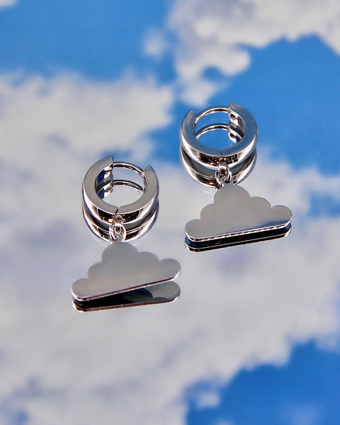 CLOUDY EARRINGS