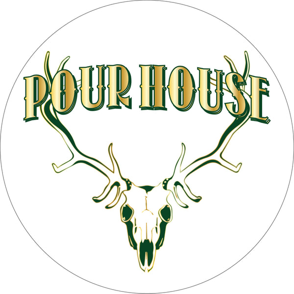Pour House Sticker Pack - 25ct.