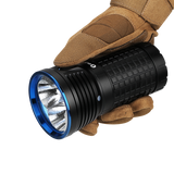 Brand New Olight X7 Marauder CREE LED 9000 Lumens Flashlight/searchlight with Holster