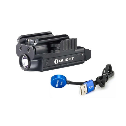New Olight PL-MINI 400 Lumens Compact LED USB rechargeable Pistol Light