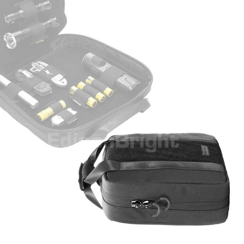 Nitecore Tactical case NTC10 CORDURA® 1050D high strength abrasion resistant light-weight
