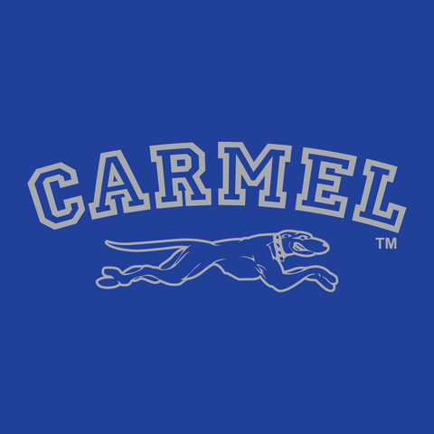 Carmel Greyhound Logo