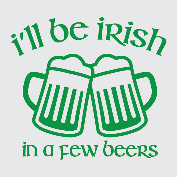 I'll Be Irish