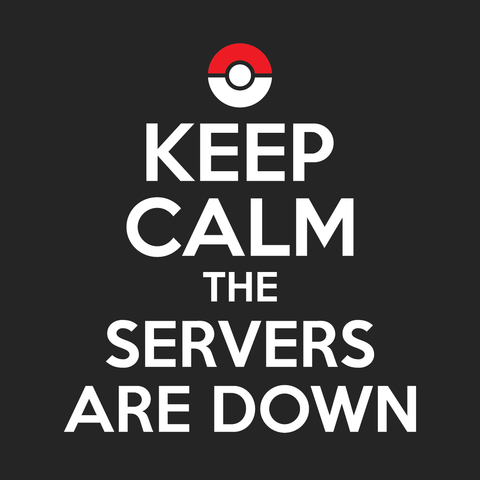 Servers Are Down