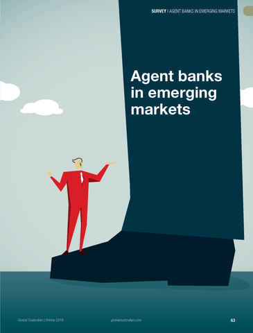 2016 Agent Banks in Emerging Markets