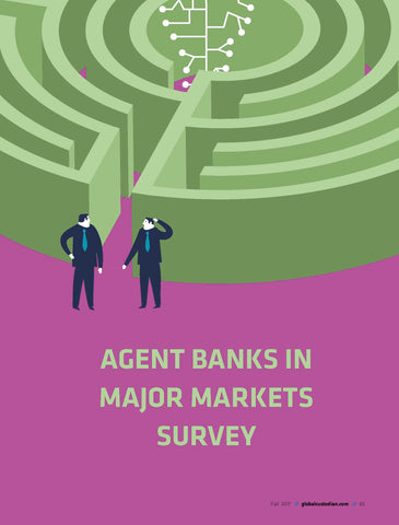 Agent Banks in Major Markets