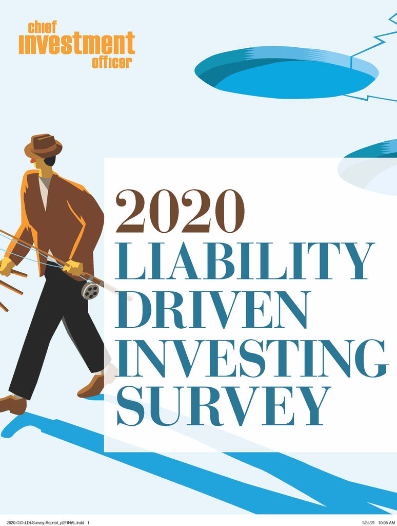 2020 LIABILITY DRIVEN INVESTING SURVEY