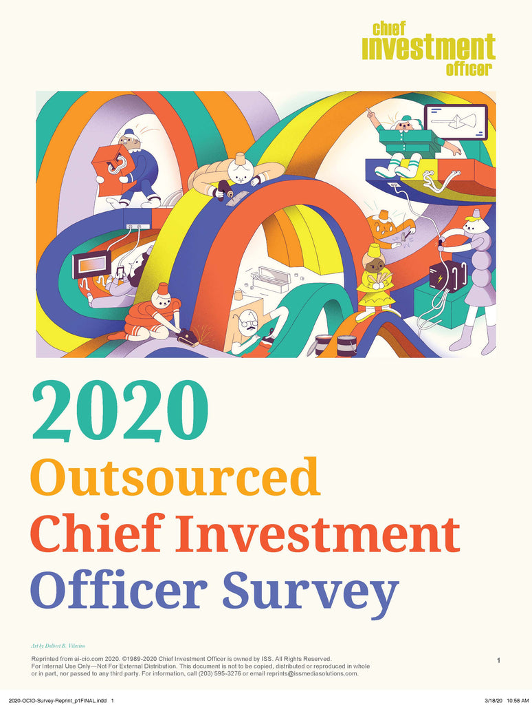 2020 Outsourced Chief Investment Officer Survey