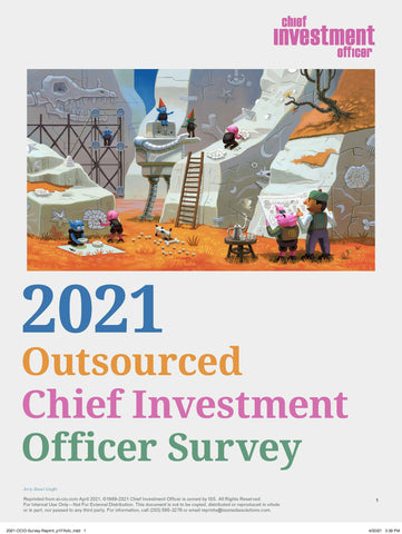 2021 Outsourced Chief Investment Officer Survey