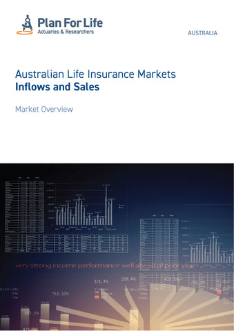 Australian Life Insurance - Inflows and Sales
