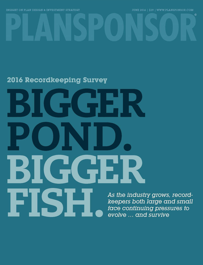 2016 Recordkeeping Survey