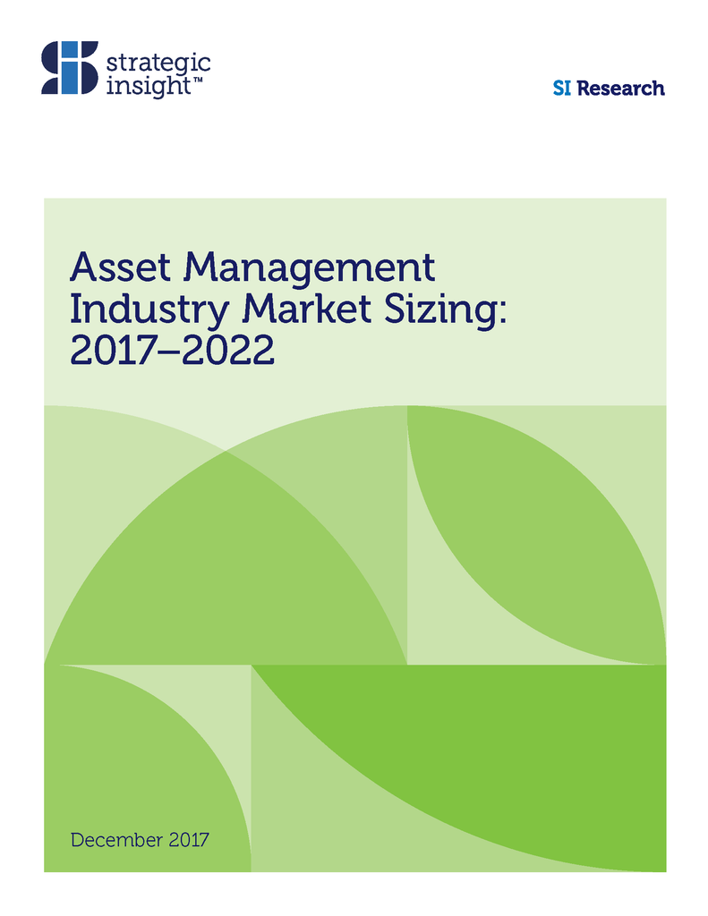 Asset Management Market Sizing Report: 2017-2022