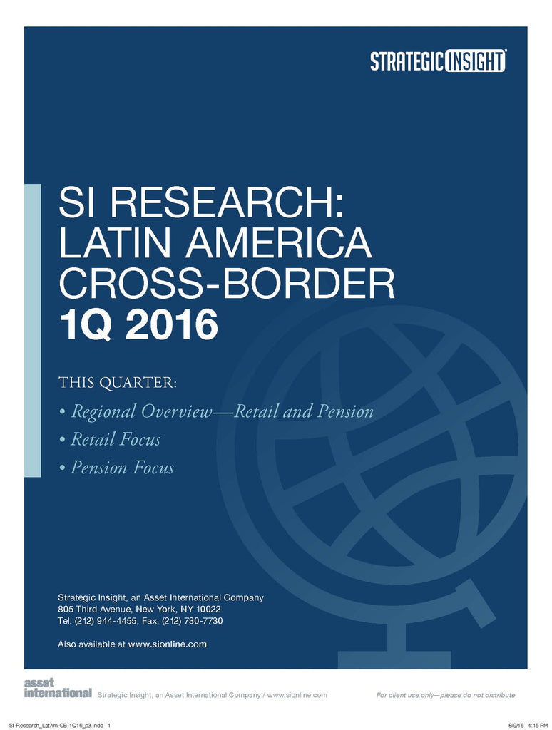 Latin America Cross-Border Report 1Q 2016