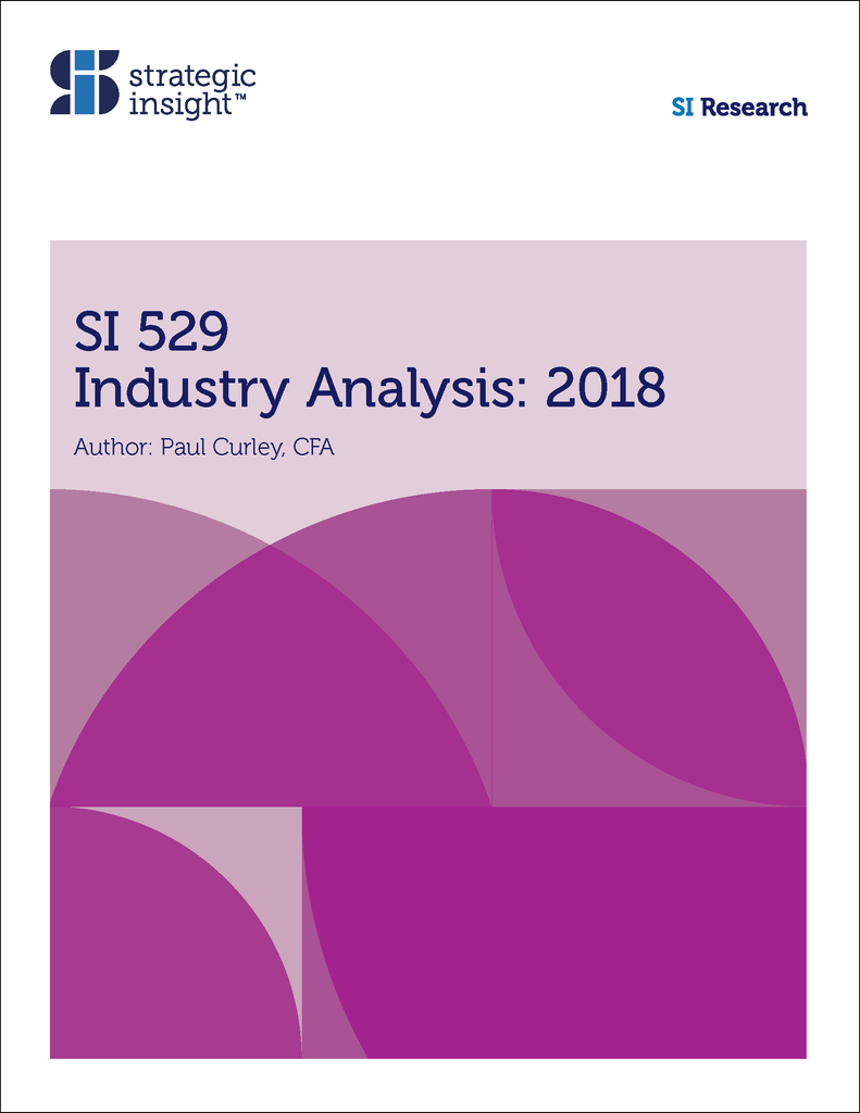 529 Industry Analysis: 2018