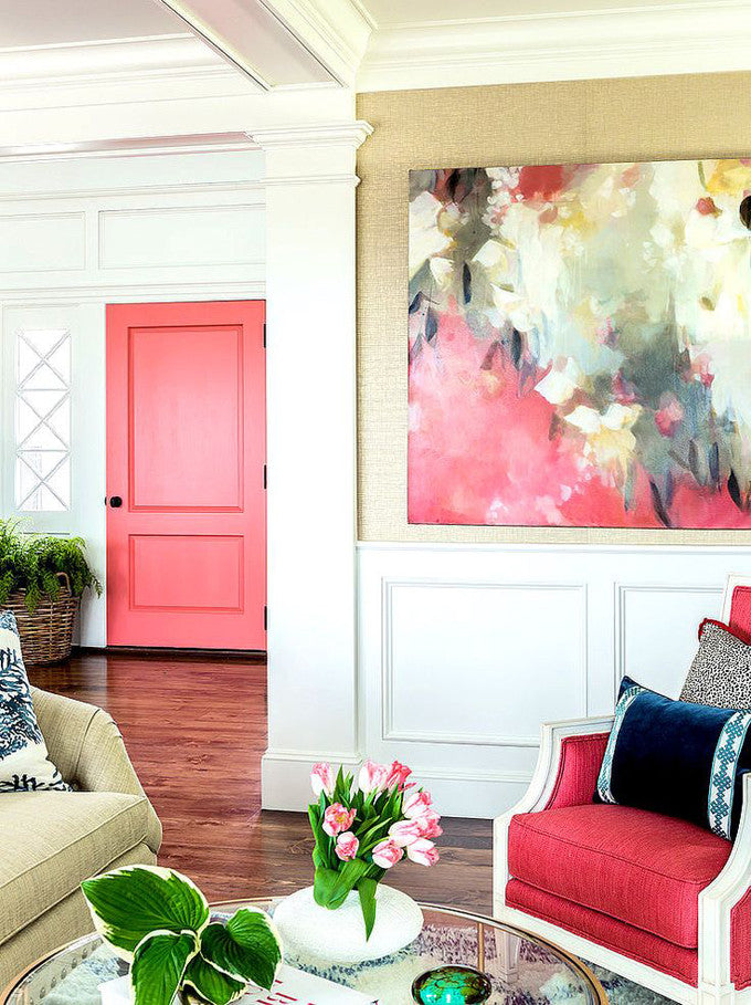 Color Your World: Living Room - All For Color