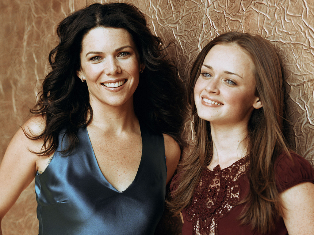 Gilmore Girls Returns to Netflix