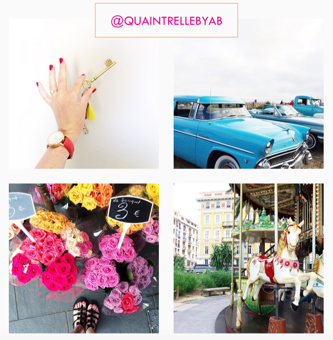 Colorful Instagrammers to follow