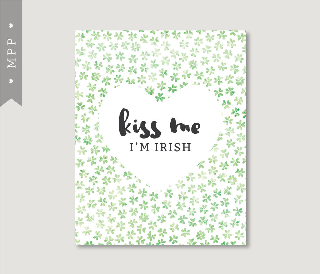 Irish Printables