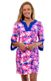 All For Color-Maui Summers Prescot Lane Tunic Dress - FINAL SALE-Dresses