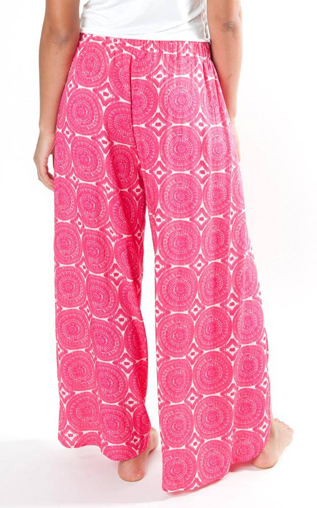 All For Color-Sunburst Fly Away Pant-Bottoms