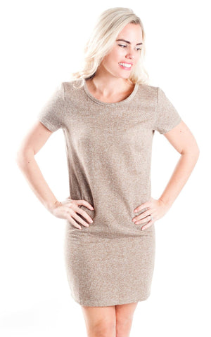 Khaki Demi Shift Dress