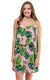 Blushing Palms Abby Layered Dress