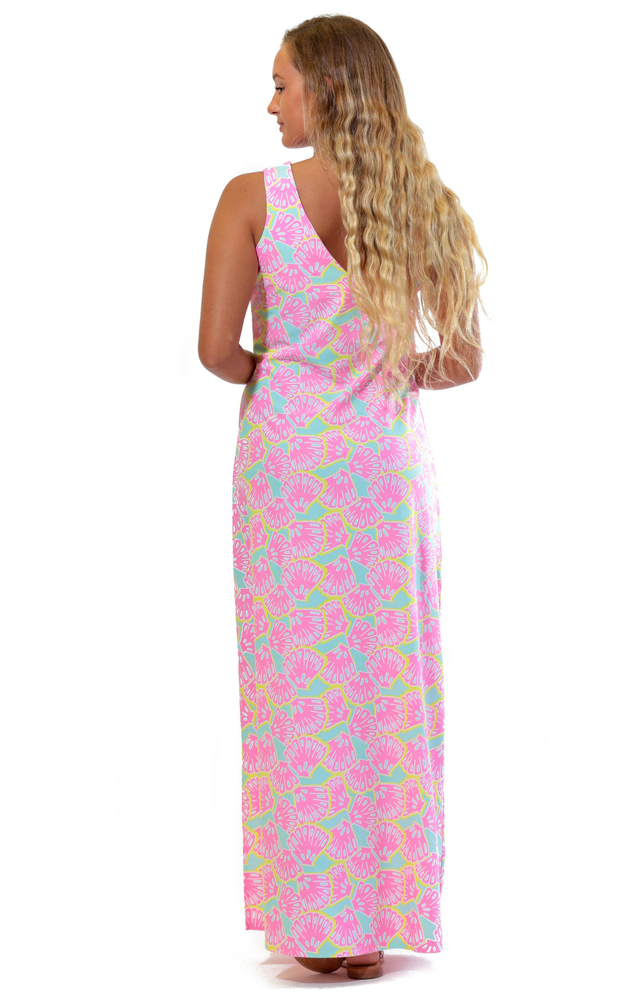 Shellicious Seaside Ridge Maxi Dress