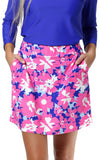 All For Color-Maui Summers Harbor Isle Skort - FINAL SALE-Bottoms