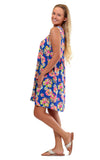 Wildflowers Molly Pintuck Dress - FINAL SALE