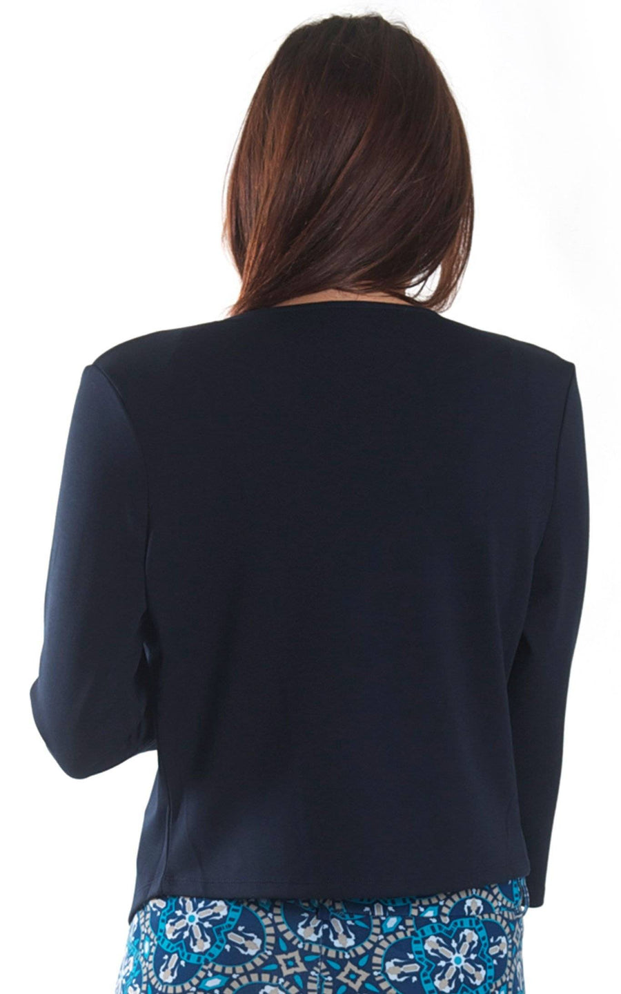Navy Beckham Blazer - FINAL SALE