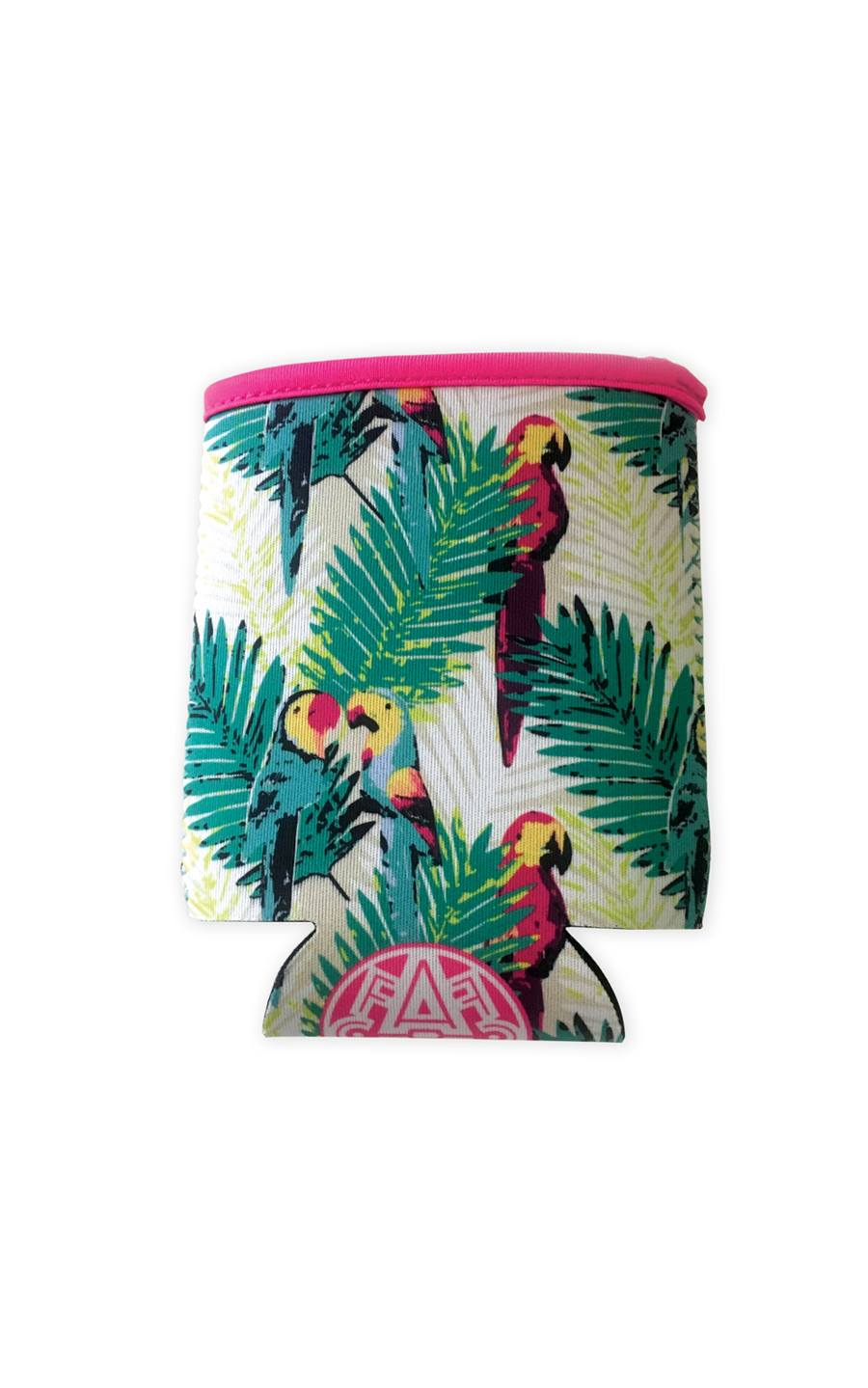 All For Color-Birds of Paradise Can Cooler - FINAL SALE-Can Cooler
