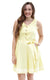 buttercup caroline tie front dress. - FINAL SALE