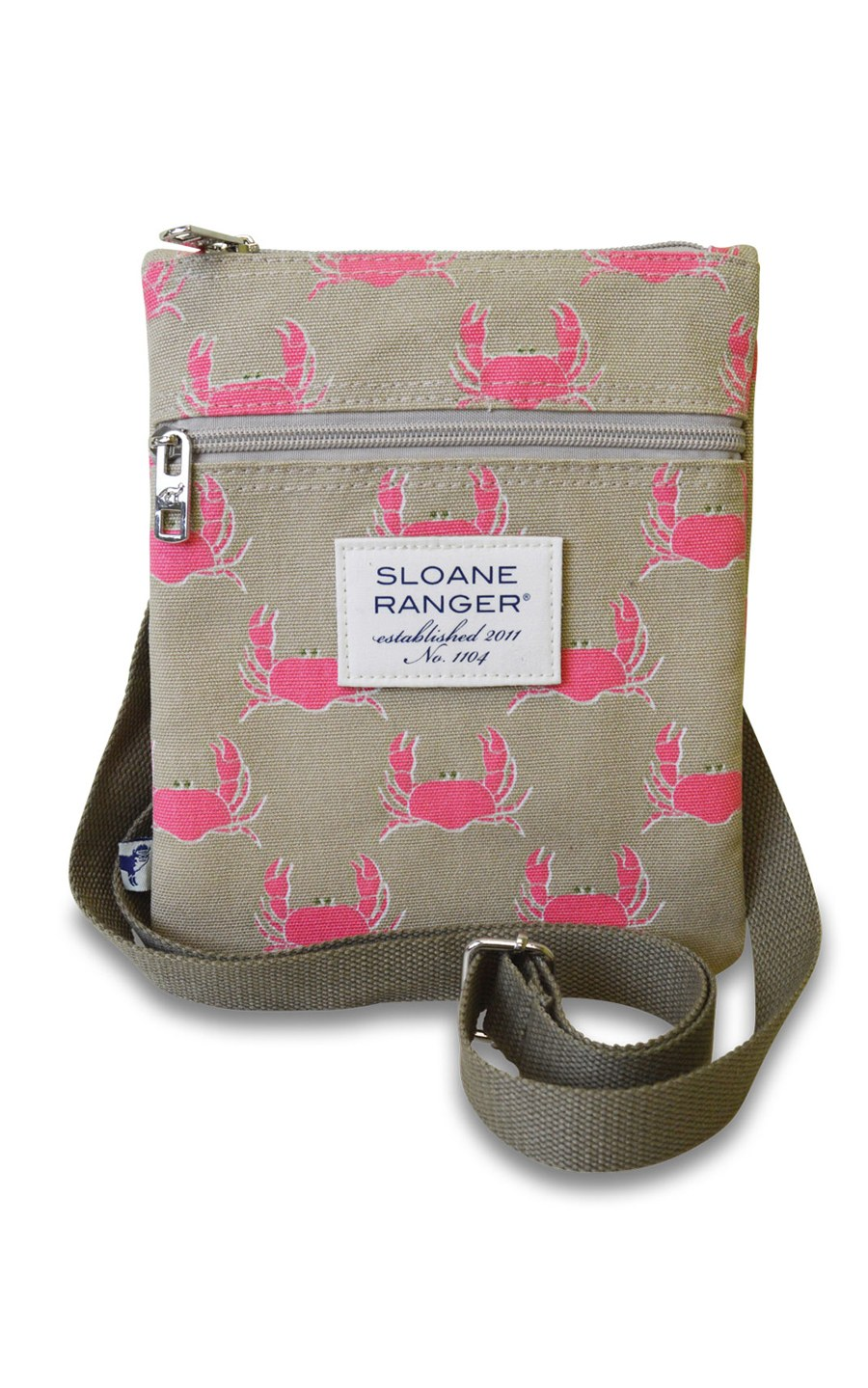 crab crossbody. - FINAL SALE